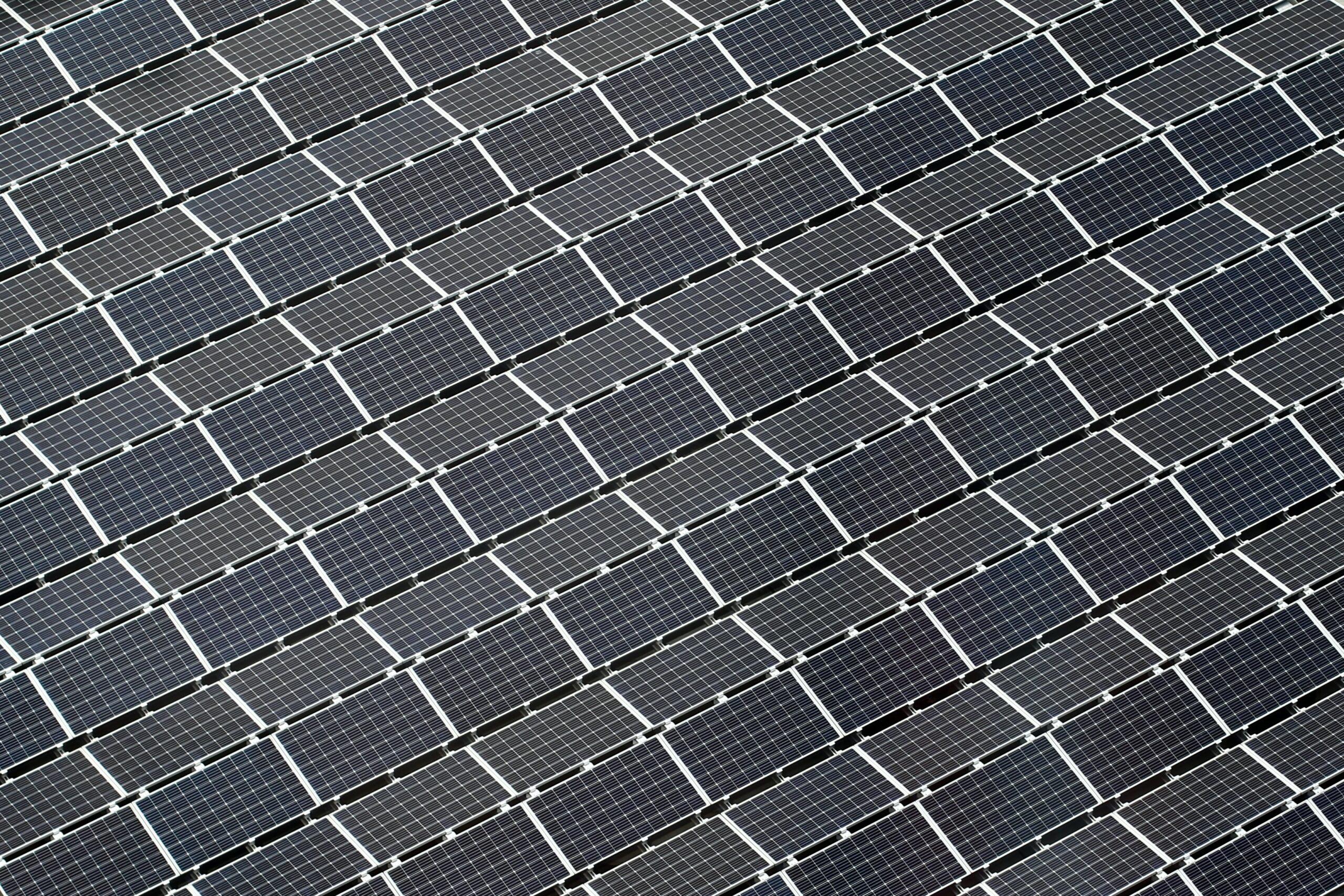 Nova Druck Photovoltaik Anlage