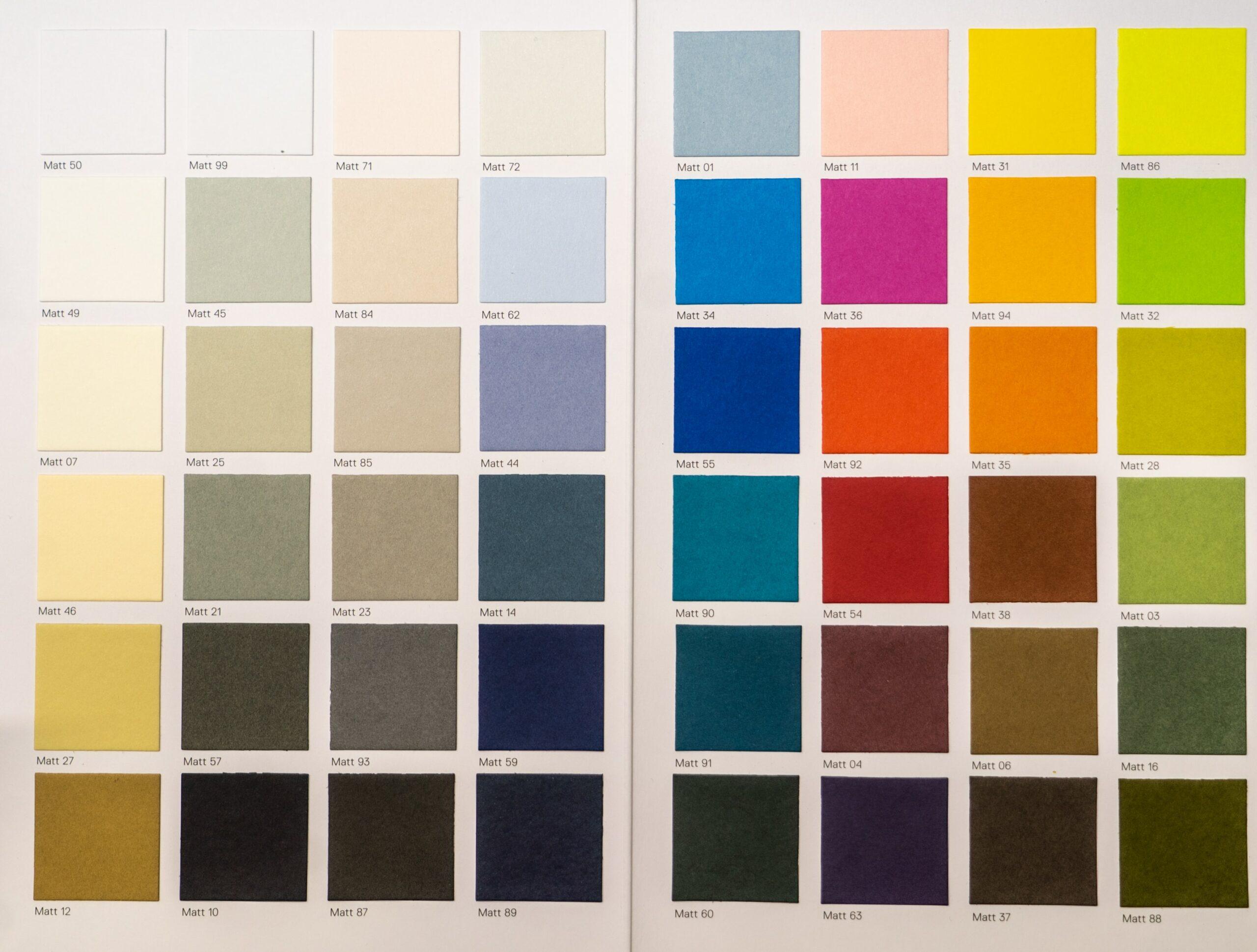 Nova Druck biologisch vegane Farben