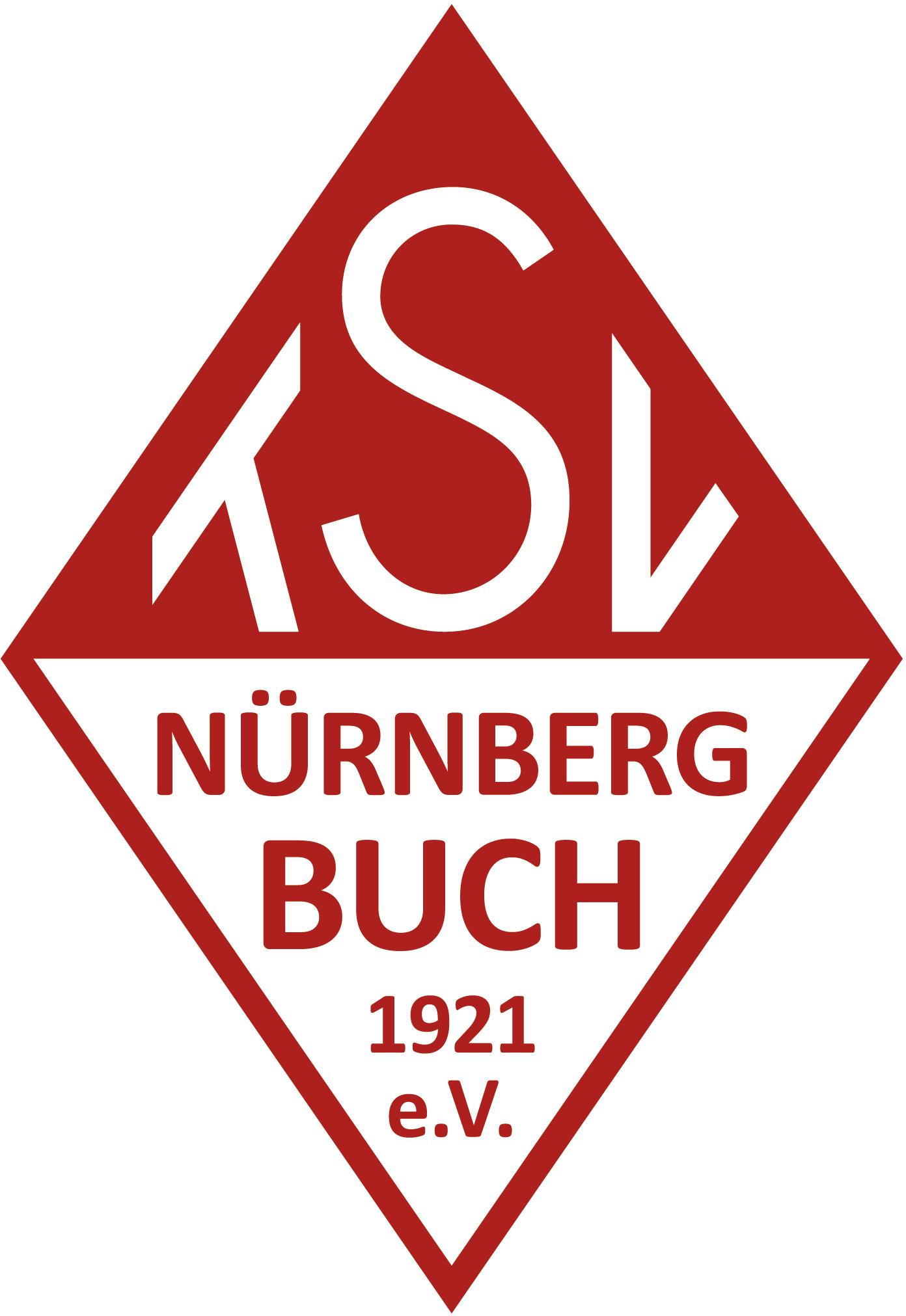 TSV Nürnberg Buch Logo